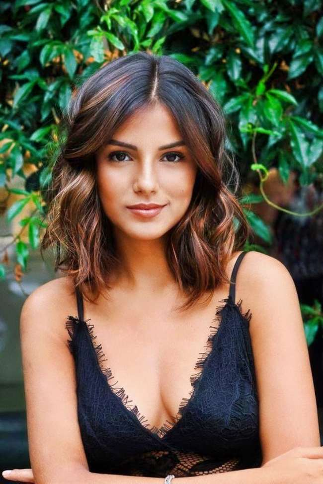 Hair color ideas for brunette