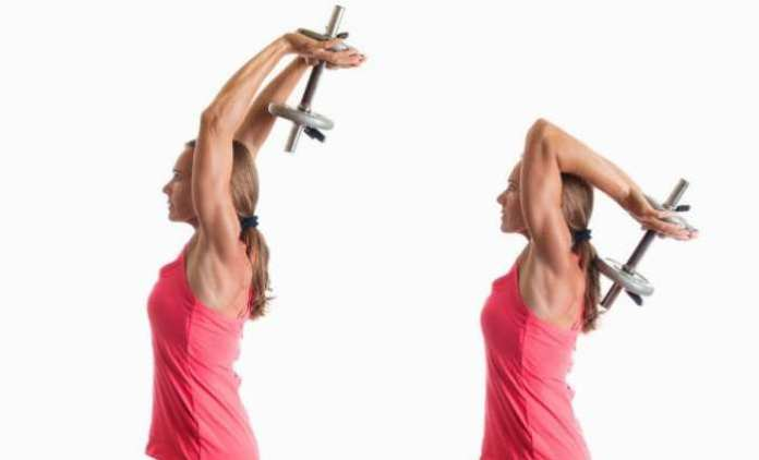 slim arms workout