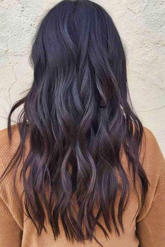 color ideas for brunette
