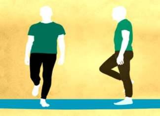 Balance Exercises for Seniors