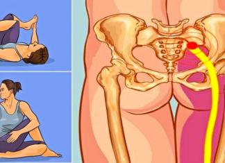 6 Exercises to Ease Sciatic Nerve Pain in a Few Minutes