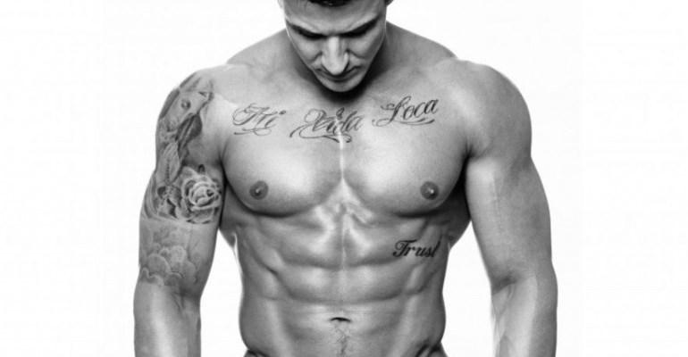 Sucha masa mięśniowa - jak zbudować?