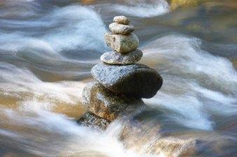 stones-in-river