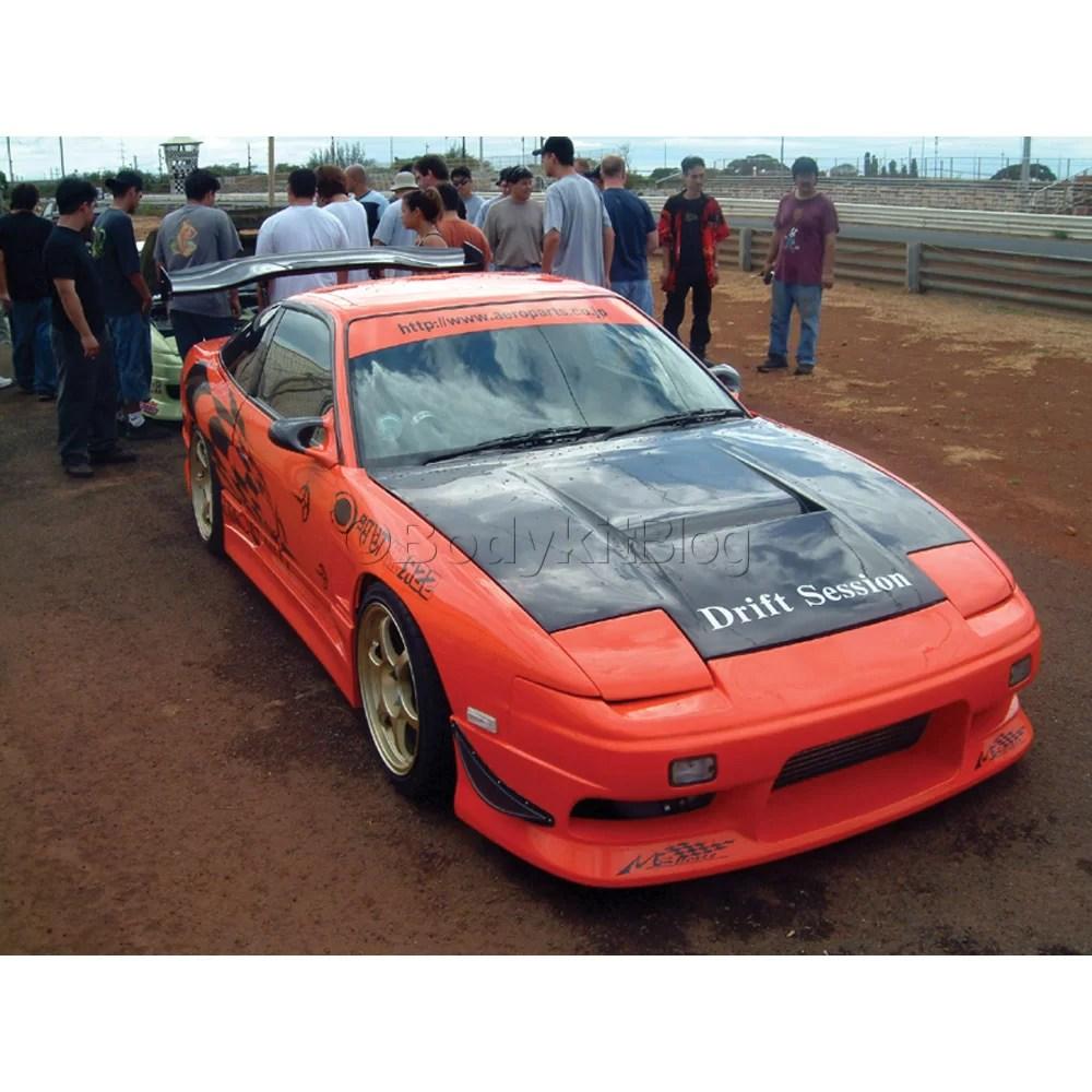 M-Sports Body Kit - Nissan 240SX - BodykitBlog
