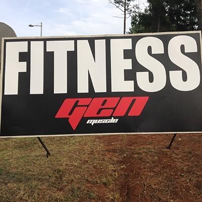 fitness gen muscle - poreč hrvatska