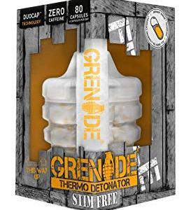 Grenade Thermo Detonator Stim Free – 80 Capsules
