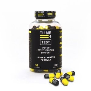 Time 4 Test – Potent Testosterone Support