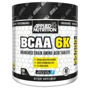 Applied Nutrition BCAA 6K 4:1:1 240 Tablets