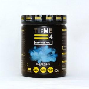 Time 4 Pre Workout