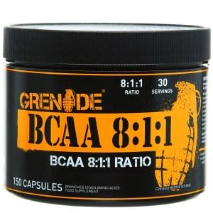 Grenade BCAA 8:1:1 150 Capsules