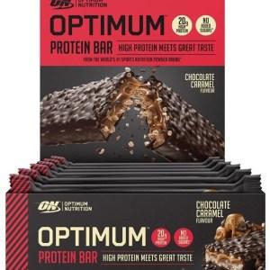 Optimum Nutrition Optimum Protein Bar 10 x 60g