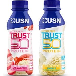 USN Trust 50g RTD 6 x 500ml