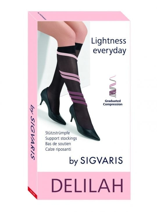 Delilah Sheer Socks for travelling, dont forget your travel socks and shop with Bodyment