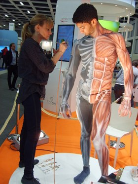 Anatomie Bodypainting 2013_1