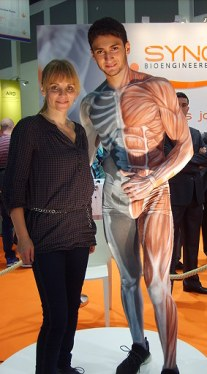 Anatomie Bodypainting 2013_2