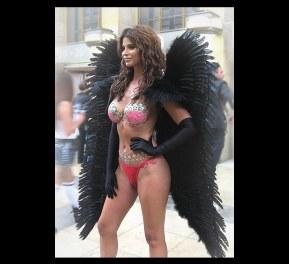 Bodypainting Micaela Schaefer Venus 2016