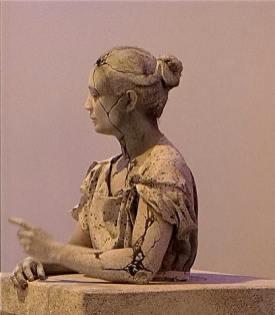 EventBodypainting Statue