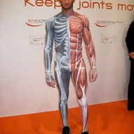 Messe Bodypainting Anatomie