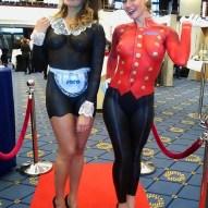 Bodypainting Hotelmesse