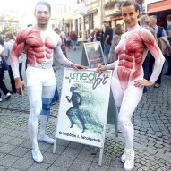Anatomie Bodypainting Medifit