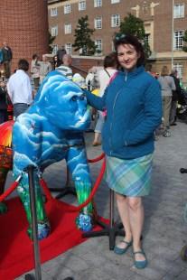 for GogoGorillas Wild In Art Trail, Norwich 2013