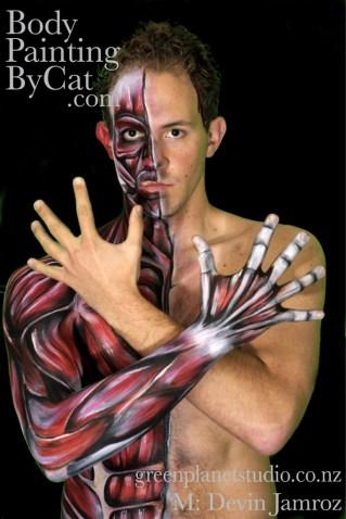 Skinless Devin arm x blck bpc