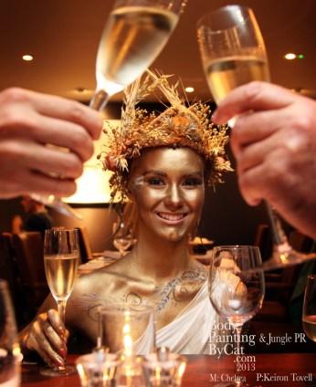 Wheatsheaf goddess barhma Jungle PR glasses bpc