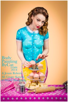 Paintopai cupcake arrange bpc