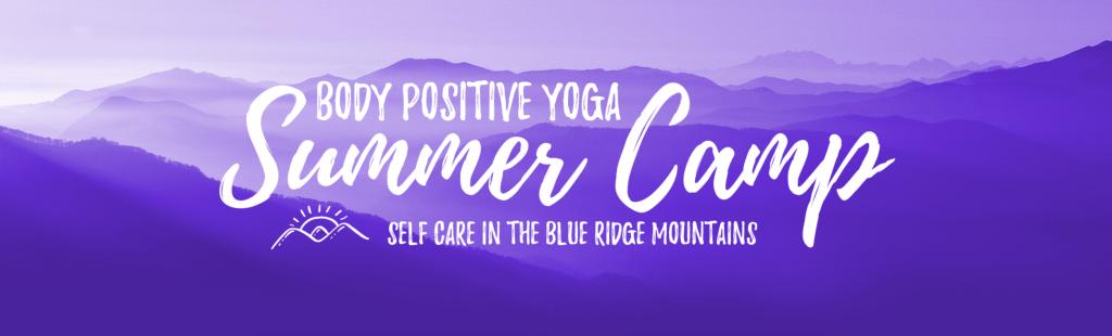 Body Positive Yoga Summer Camp
