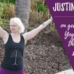 Justine Mastin: geek wellness, YogaQuest, and the power of stories