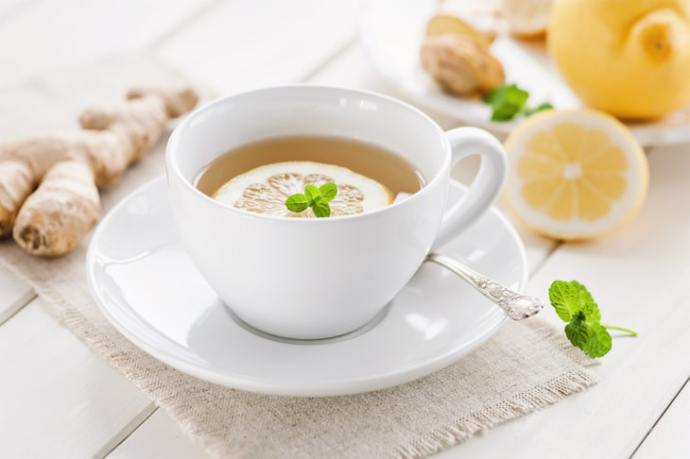 What-to-Drink-to-Lose-Weight-Lemon-Ginger-Tea