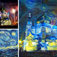 Amazing Results When Man Combines Photos Using Neural Networks