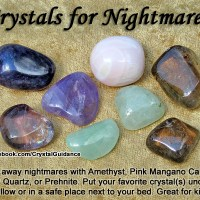Crystals for Nightmares
