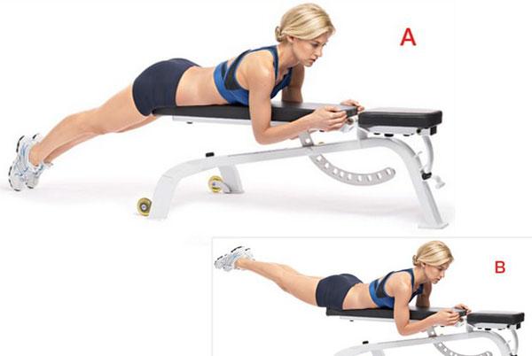 Похудеть в ногах и бедрах упражнения быстро