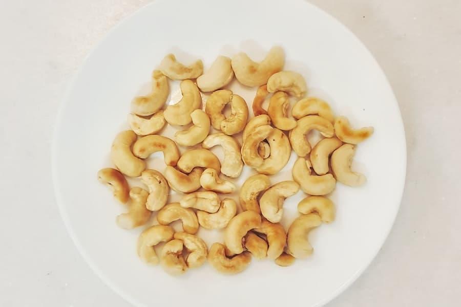 Veganer Kräuterfrischkäse aus Cashews