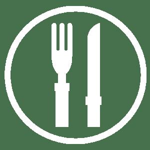 voedingsprogramma eten logo