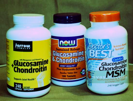 Глюкозамин или хондроитин что лучше Статистика выздоровления