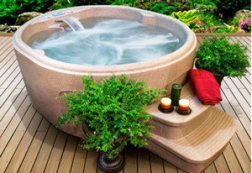 outdoor oasis hot tub stress management techniques for working women