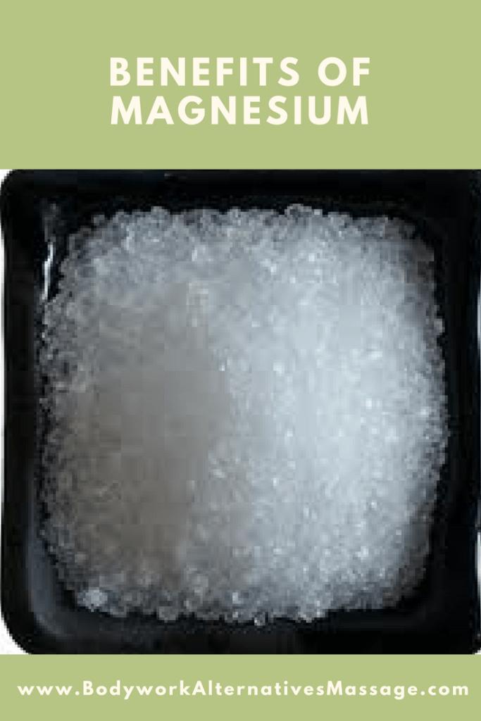 Benefits of Magnesium