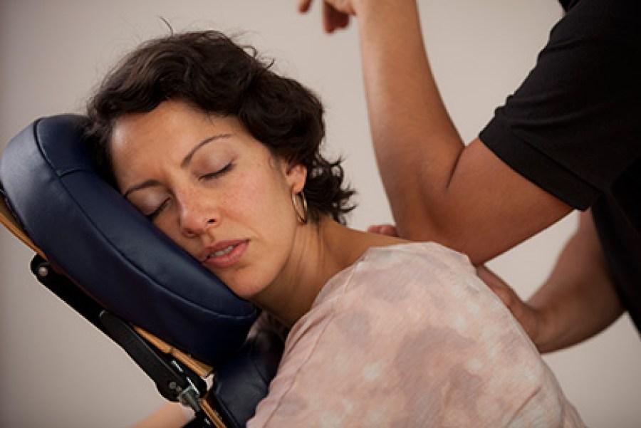 littleton chair massage corporate wellness employee health fairs