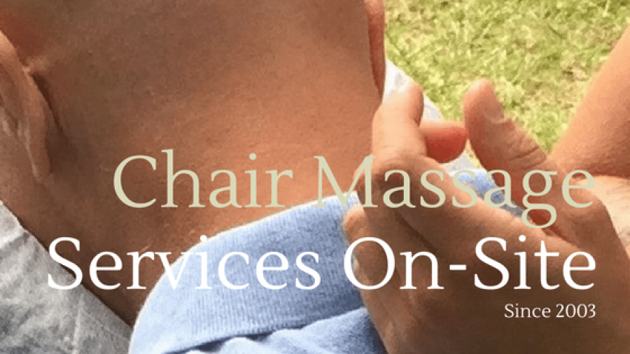 chair massage near me