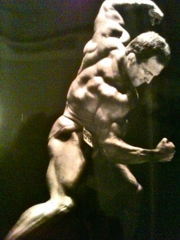 NABBA Mr. Britain Competition.