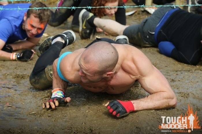 Ben's Tough Mudder