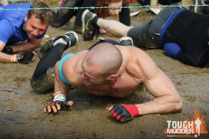 Ben's Tough Mudder