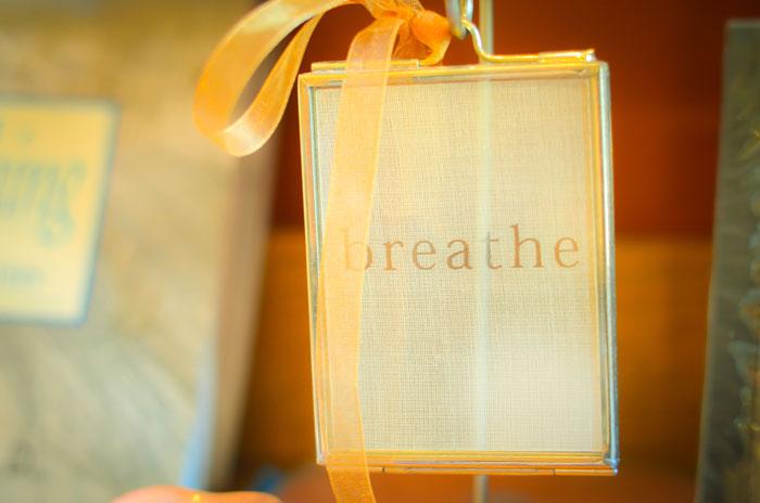 Breathing is Good