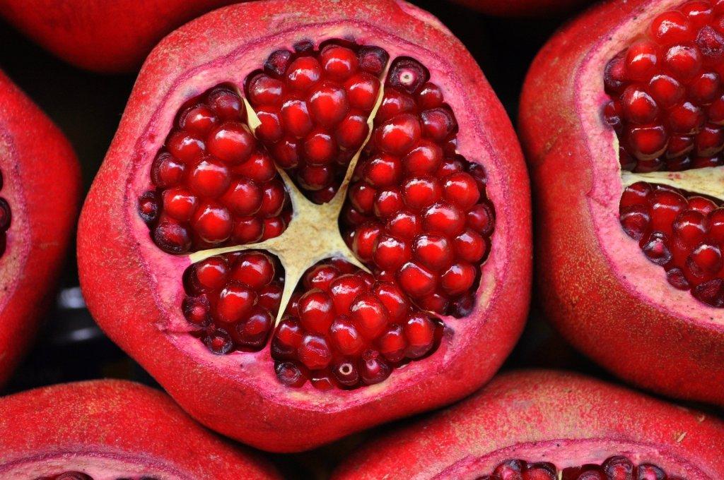 Granatapfel Kur für ein starkes Immunsystem