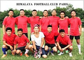 Euro Tibetan Cup 2015 Himalaya Parijs