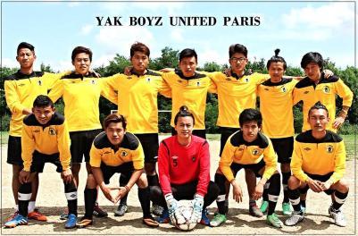 Euro Tibetan Cup Parijs ook