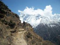Marnix van Rossum, wandeling berggebied, eigen foto
