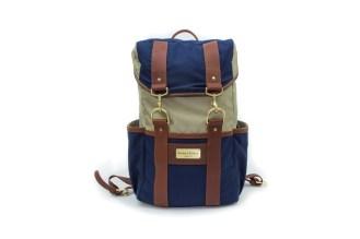 Sword & Plough Signature Messenger Bag - Coast Guard Blue